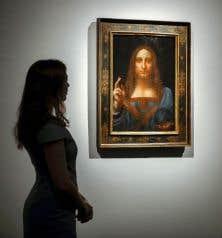 Christie's a estimé à 100millions de dollars la valeur de la toile acquise par un milliardaire russe pour 127,5millions en 2013.