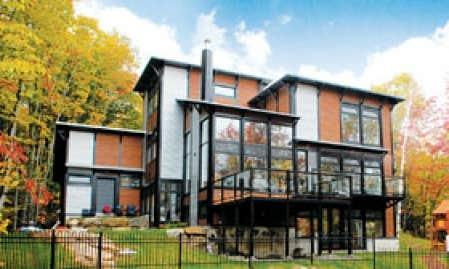 bone structure une maison construite comme un jeu de meccano le devoir. Black Bedroom Furniture Sets. Home Design Ideas