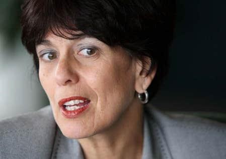 La ministre Michelle Courchesne