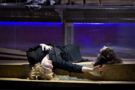 Karita Mattila dans Salomé, de Richard Strauss