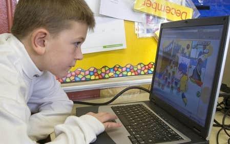 Élèves comme enseignants ont été nombreux à affirmer que l'apprentissage leur avait paru plus approfondi avec l'utlisation de l'ordinateur.