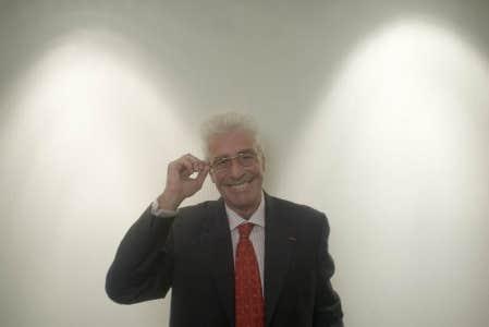 Raymond Benjamin, secr&eacute;taire g&eacute;n&eacute;ral de l&rsquo;Organisation de l&rsquo;aviation civile internationale<br />