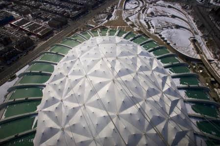 C&rsquo;est un retour &agrave; la case d&eacute;part pour la RIO, qui s&rsquo;appr&ecirc;tait &agrave; conclure une entente avec SNC-Lavalin pour la construction d&rsquo;un nouveau toit pour le Stade olympique.<br />