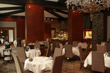 Hotel Bonaventure Restaurant Le Castillon