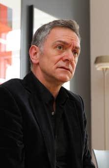Le dramaturge, Michel-Marc Bouchard<br />