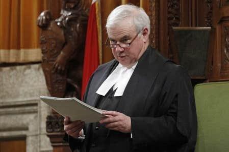 Apr&egrave;s les jugements accablants du pr&eacute;sident de la Chambre des communes, Peter Milliken, contre les conservateurs, la possibilit&eacute; que le Canada soit plong&eacute; en &eacute;lection avant le d&eacute;p&ocirc;t du budget f&eacute;d&eacute;ral est maintenant bien r&eacute;elle.<br />