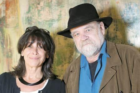 Marie-Christine Lévesque et Serge Bouchard, auteurs de l'ouvrage Elles ont fait l'Amérique <br />