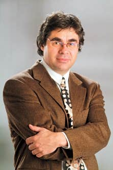 Pierre Noreau, pr&eacute;sident de l&rsquo;Acfas<br />