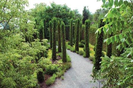 En route vers les beaux jardins du qu bec le devoir - Jardin ville de quebec perpignan ...