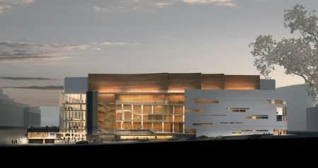 Le bâtiment qui abrite la nouvelle salle de concert a désormais un nom: Maison symphonique de Montréal.