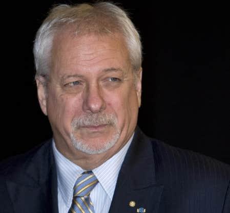 Pierre Marc Johnson appr&eacute;cie tant les Entretiens Jacques-Cartier qu&rsquo;il a accept&eacute; en 2008 de devenir le pr&eacute;sident du conseil d&rsquo;administration du Centre Jacques Cartier.<br />