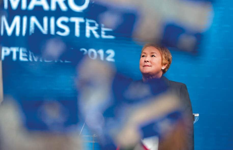 La première ministre Pauline Marois a déclaré entre autres que la souveraineté ne pouvait pas être un sujet d'inquiétude pour les investisseurs puisque son gouvernement était minoritaire.