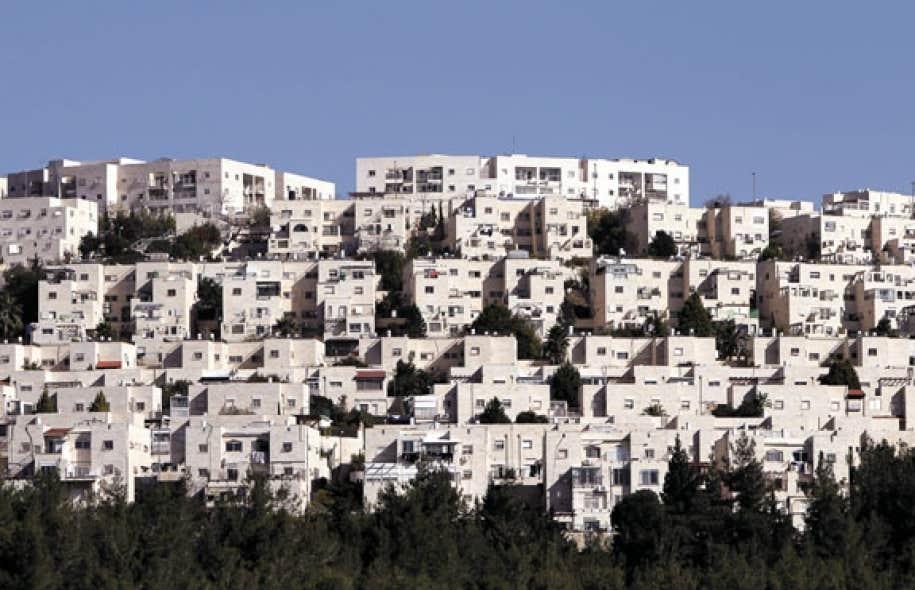 Le quartier Ramat Shlomo à Jérusalem-Est