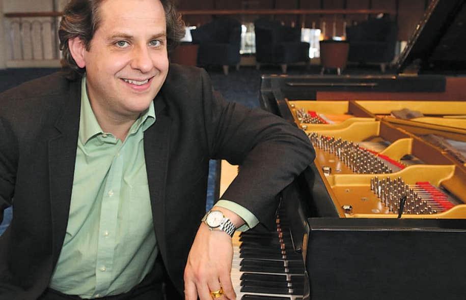 Alain Lefèvre créera le Concerto de l'asile de Walter Boudreau, commande de Radio-Canada.