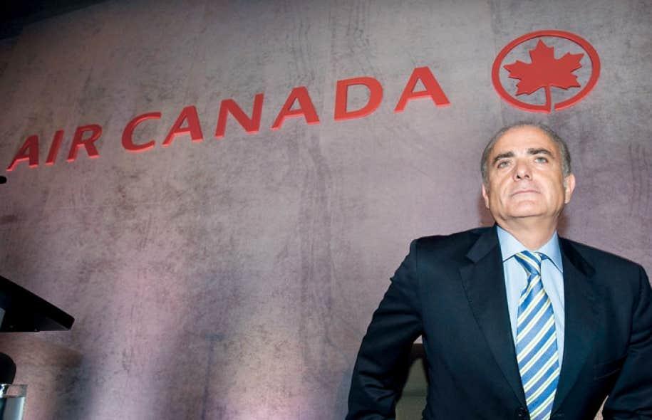 Invité de la Chambre de commerce du Montréal métropolitain mardi, Calin Rovinescu, président d'Air Canada, ne pourra éviter de parler du développement économique de Montréal.