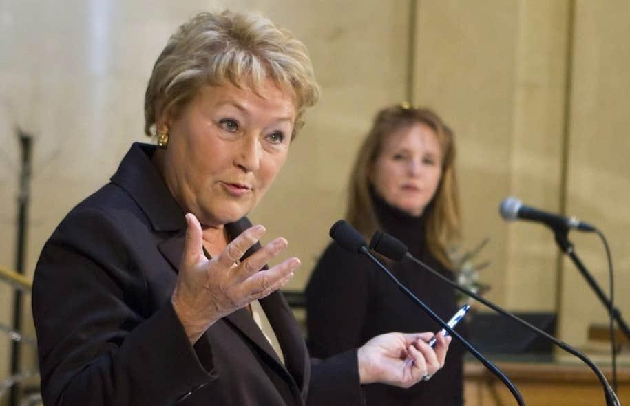 Pauline Marois est sensible aux inquiétudes de certains militants de son parti qui doutent de la détermination de son gouvernement minoritaire à faire avancer la cause souverainiste.