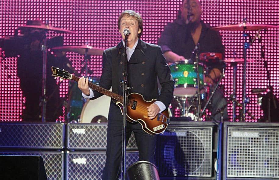 En 2008, Québec a fait de Paul McCartney le clou des festivités entourant le 400e anniversaire de sa fondation.