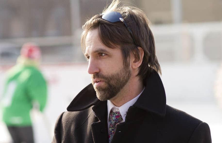 Le directeur général adjoint d'Équiterre, Steven Guilbeault
