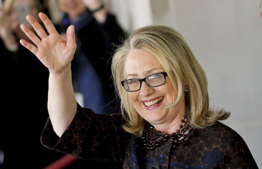 Après quatre ans à la tête de la diplomatie américaine, Hillary Clinton a quitté la scène politique pour se reposer, mais elle n'a pas dit non à une candidature à la présidentielle de 2016.