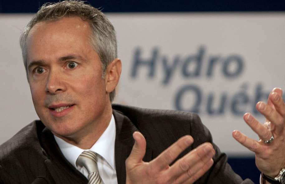 Dans la planification d'Hydro-Québec, dès 2007, « on établissait qu'on n'avait plus aucun besoin », a indiquémardi le p.-d.g. d'Hydro-QuébecThierry Vandal.