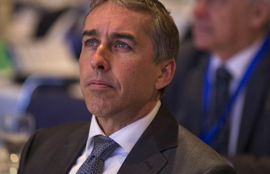le ministre des Finances, Nicolas Marceau, a soutenu que le Partenariat pour la médecine personnalisée en cancer allait «hisser le Québec parmi les précurseurs» dans le secteur de la recherche en médecine personnalisée.