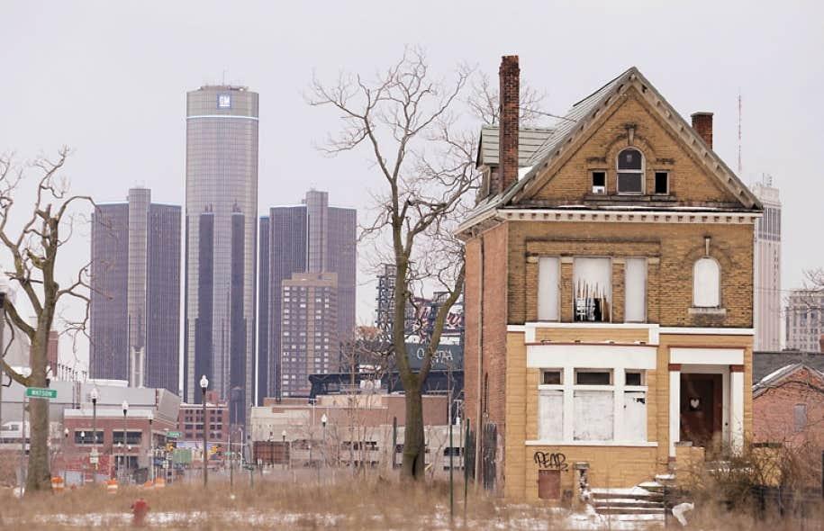Devoir Maison Sur Detroit Une Ville En Faillite