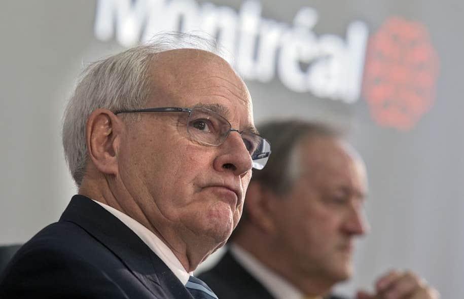 «Il faut clarifier les lignes d'autorité», a dit Jacques Léonard, qui en appelle à un plus grand sens du devoir de la haute fonction publique à Montréal.
