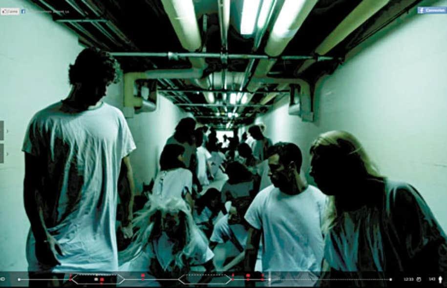 La campagne antitabac 6millionsdemorts.com propose aux jeunes une incursion nouveau genre dans les parts d'ombre de l'industrie.