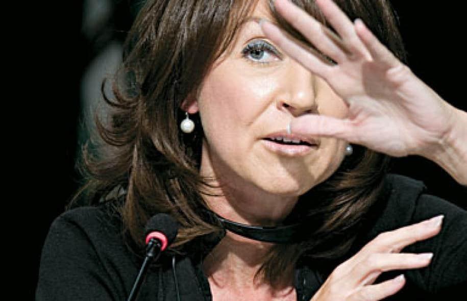 <div> Nathalie Normandeau</div>