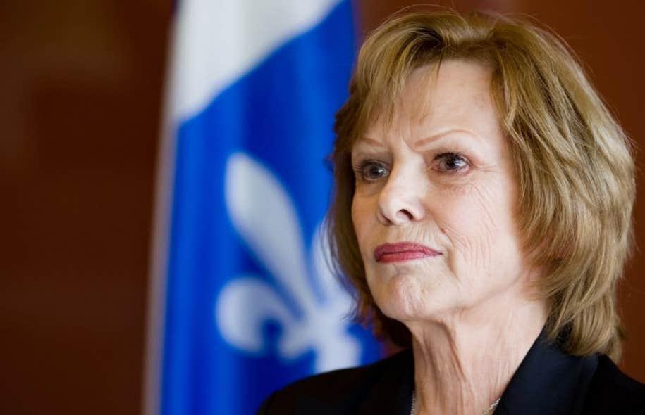 L'ancienne députée péquiste Lisette Lapointe comprend mal l'attitude de son ancien parti.