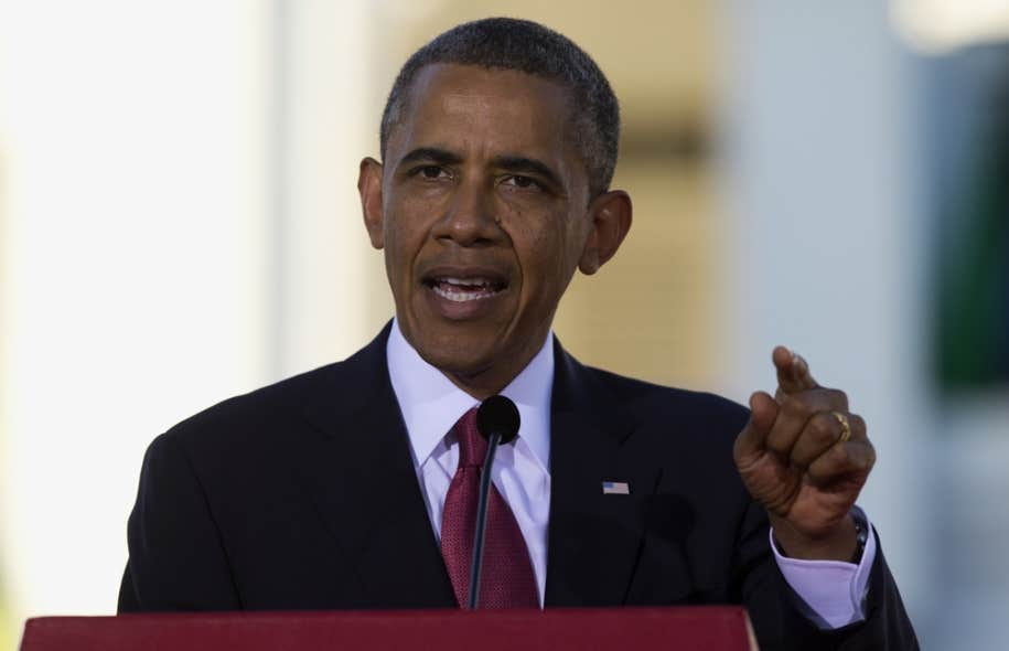 Le président américain Barack Obama cherche à relativiser l'affaire d'espionnage électroniqued'institutions européennes, pris de court par la colère des Européens, partenaires commerciaux des États-Unis.