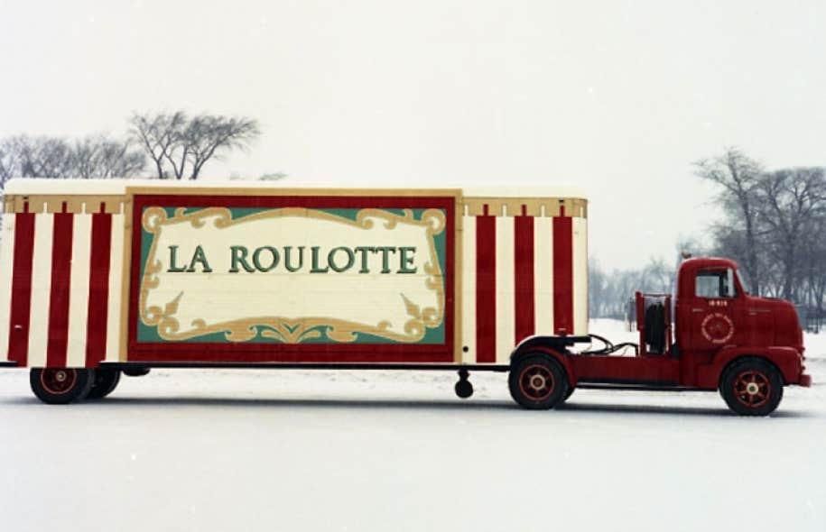 La Roulotte, l'originale, a diverti les jeunes Montréalais pendant près de 35 ans.