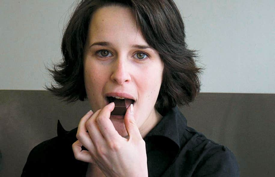La chocolatière Geneviève Grandbois