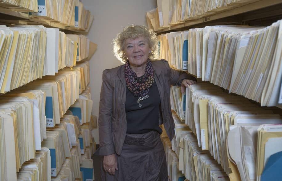 Avec Usito, « c'est la première fois dans la francophonie qu'un dictionnaire est produit dans un environnement entièrement numérique », explique Hélène Cajolet-Laganière, professeure au Département des lettres et communications de l'Université de Sherbrooke.