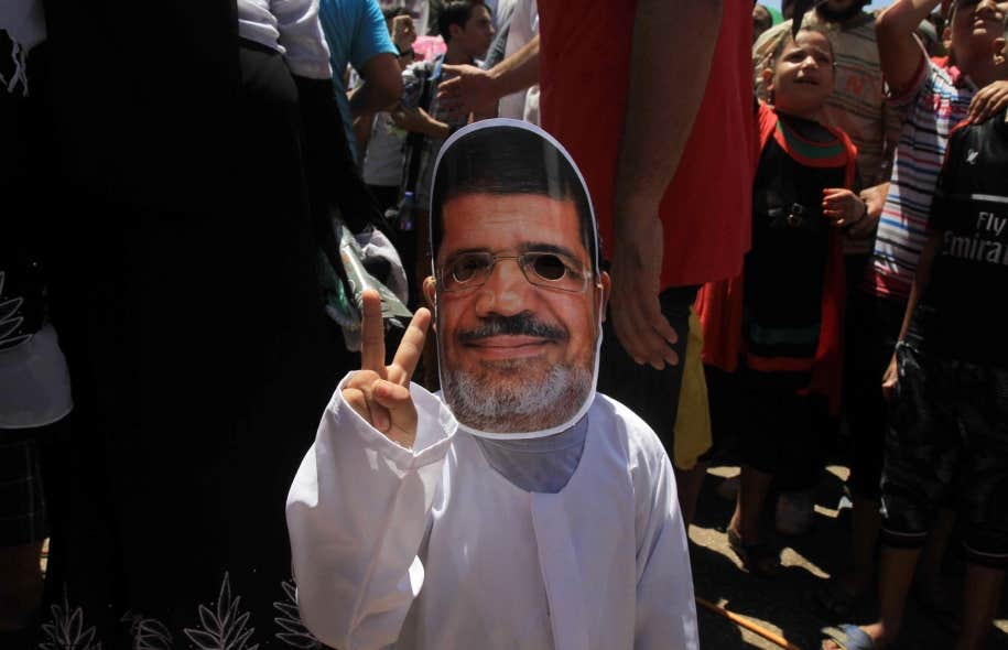 Manifestation vendredi des pro-Morsi au Caire