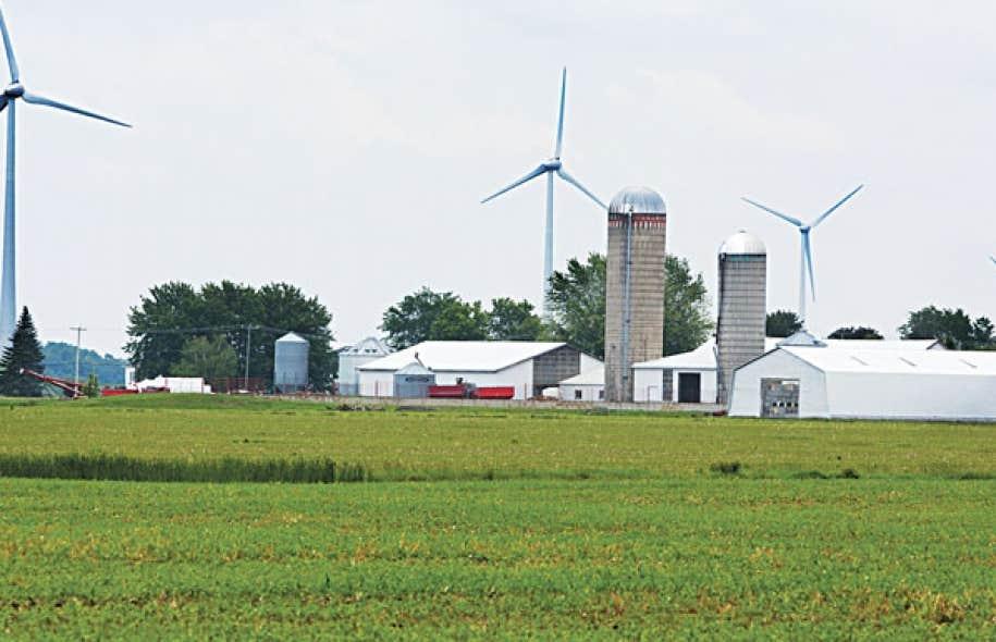 Le privilège de la dilution patrimoniale n'existe pas pour l'éolien.