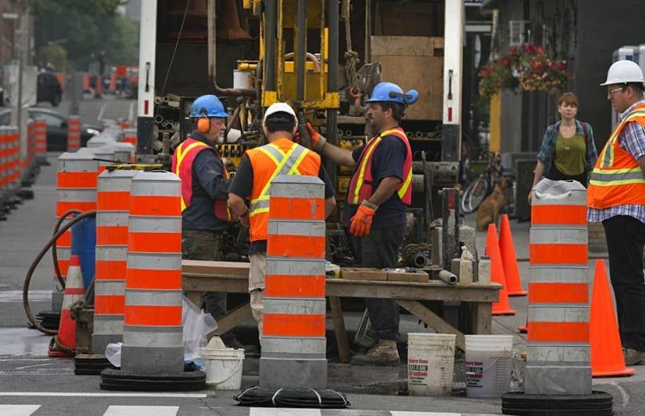 Le mode de placement des travailleurs de la construction sera tout à fait nouveau à compter de cette semaine.