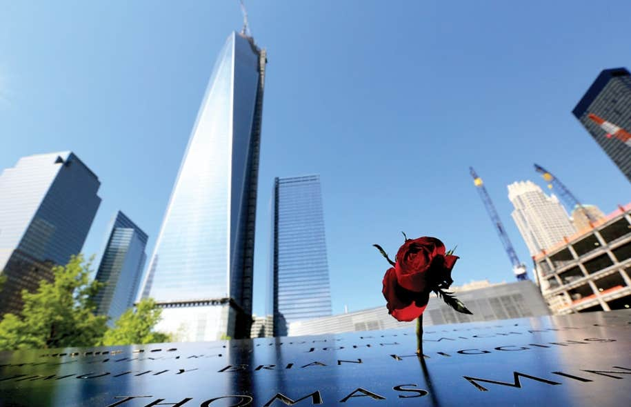 11 septembre 2001 honorer la m moire de ses hommes le for Interieur world trade center