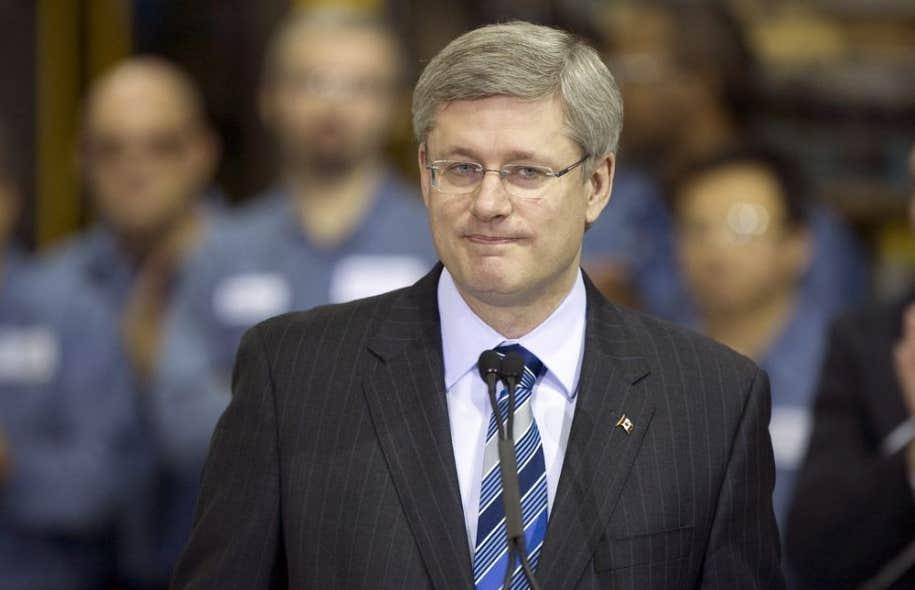 Et de huit pour harper le devoir - Chef de cabinet du premier ministre ...
