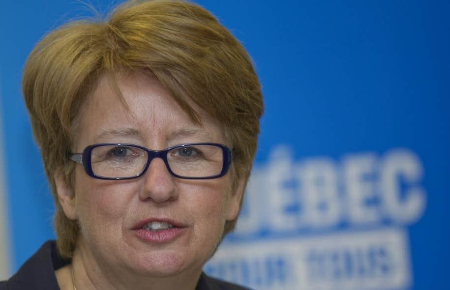 La ministre Agnès Maltais a justifié les quatre nominations par le fait que le CSF s'est prononcé à deux reprises en faveur de l'interdiction des signes religieux dans la fonction publique.