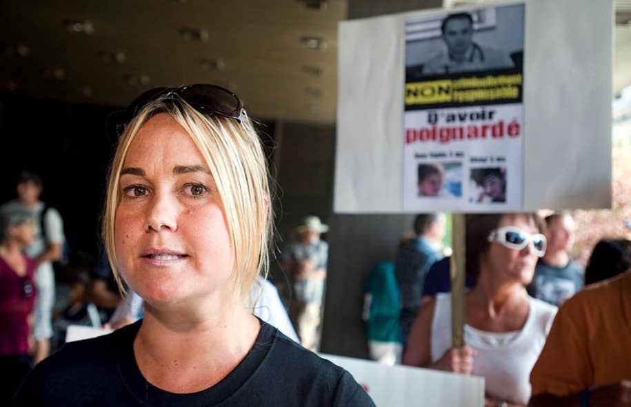 Photo : la presse canadienne (photo) jacques boissinot la mère des
