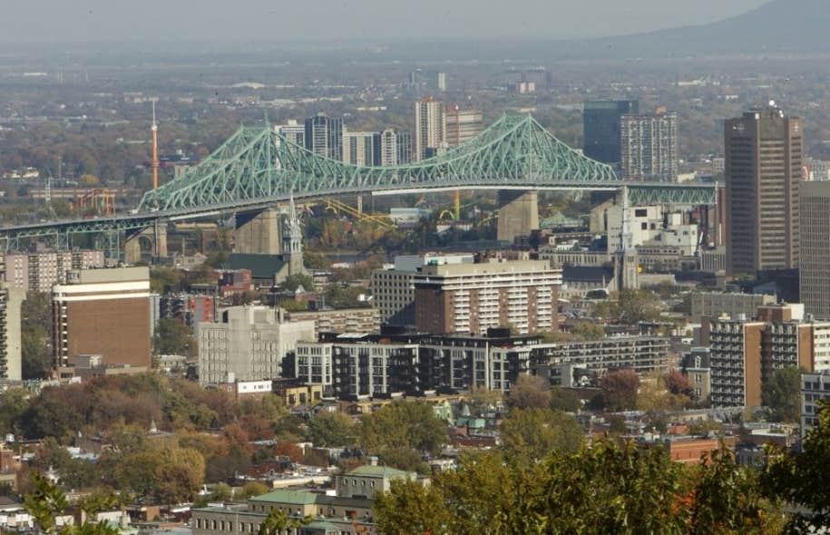Vivre à Montréal, c'est déjà une certaine forme de richesse.