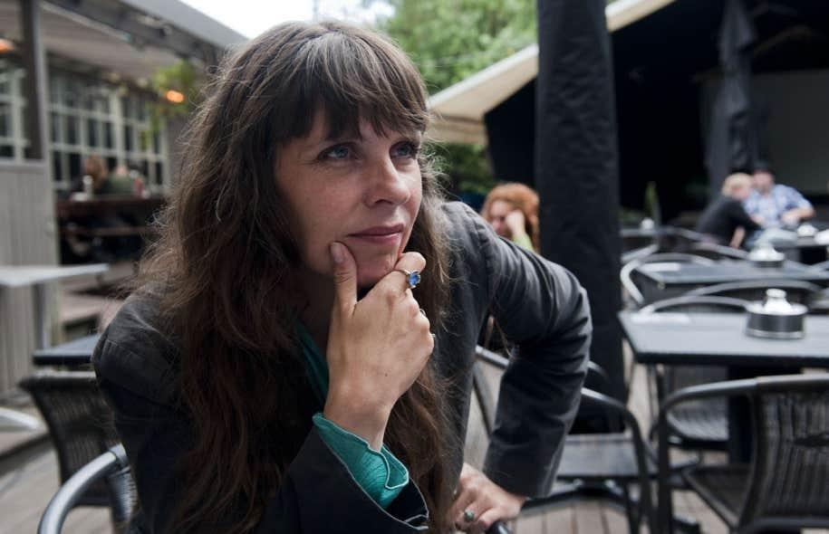 Élue sous la bannière du Parti pirate islandais et visée par les États-Unis dans l'affaire WikiLeaks, Birgitta Jonsdottir était de passage à Montréal vendredi.