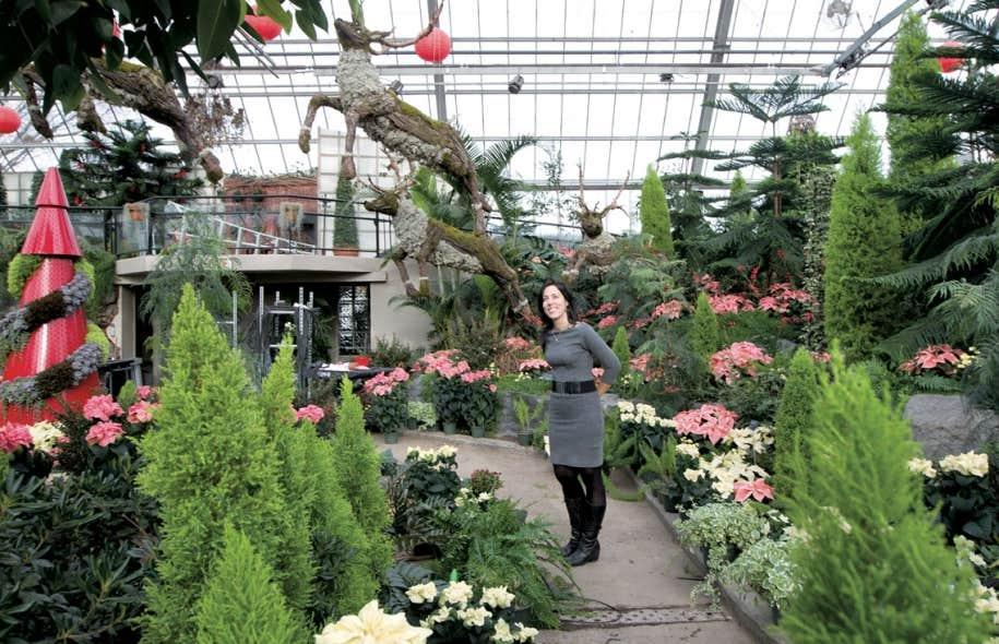 No l panach au jardin botanique le devoir for Bal des citrouilles jardin botanique