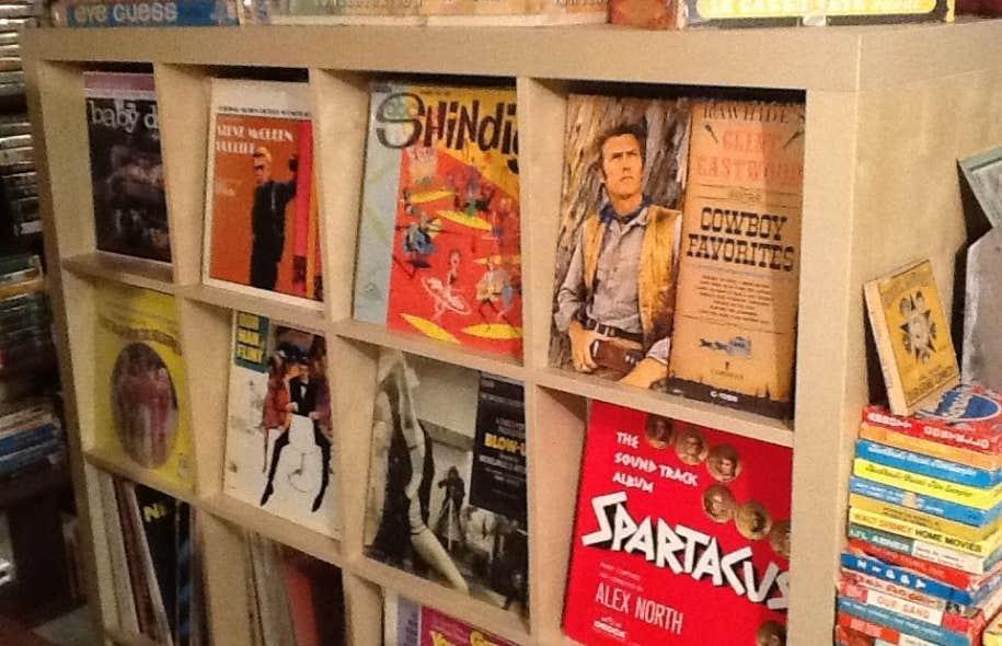 Passion vinyles 1 l 39 engouement qui cro t qui cro t le devoir - Collectionneur de disque vinyl 33 tours ...