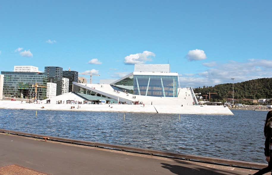 Oslo entre nature et architecture au pays de munch le for Architecture et nature
