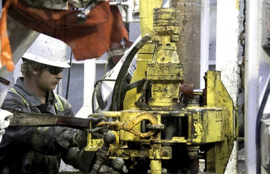 Pétrolia s'est dite prête à attendre la publication prévue pour le 31 mars prochain de l'étude hydrogéologique, commandée par le gouvernement du Québec, avant de reprendre le forage.