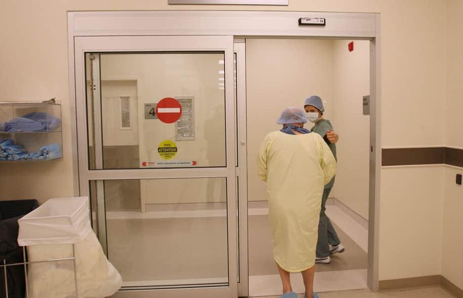 Le déclin de la productivité des médecins spécialistes pourrait s'expliquer par la non-disponibilité des salles.