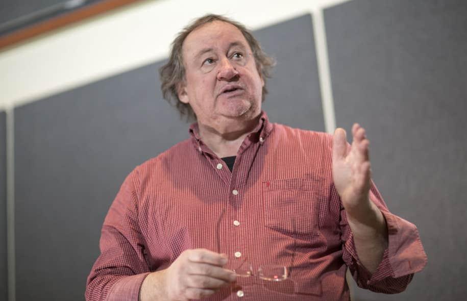 Le compositeur Denis Gougeon