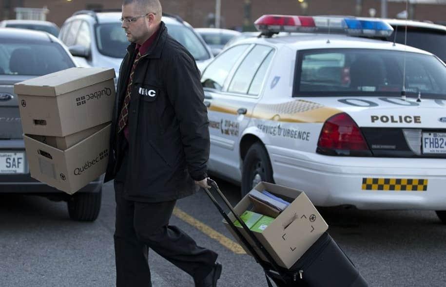Les policiers ont procédé à l'analyse des données saisies lors des perquisitions au PLQ, en juillet dernier. Un document ayant pour titre «analyse du 127» fait état d'une vingtaine d'activités de financement qui ont permis à la formation d'amasser plus de 700 000 $.